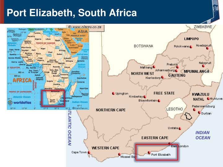 Ppt student support through extended programmes at south - Population of port elizabeth south africa ...