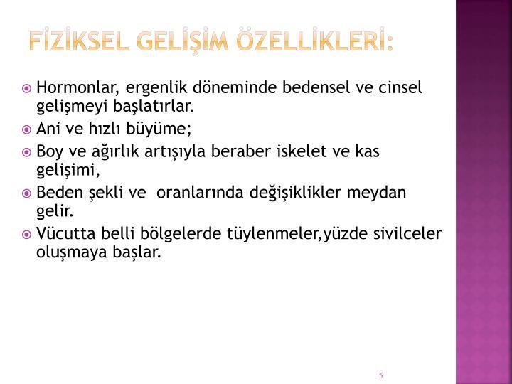 Fİzİksel