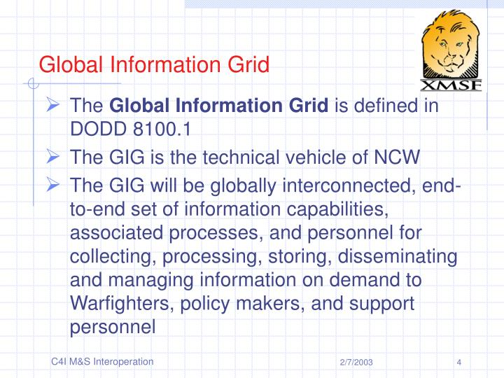Global Information Grid