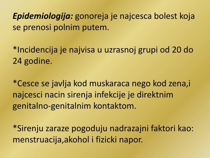 Epidemiologija: