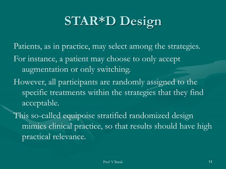 STAR*D Design