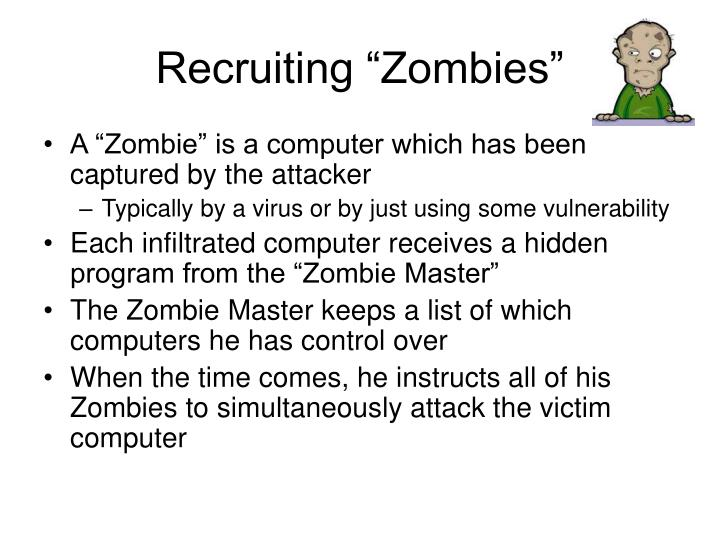 "Recruiting ""Zombies"""