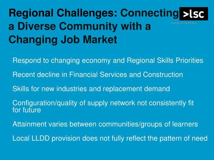 Regional Challenges: