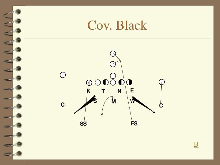 Cov. Black