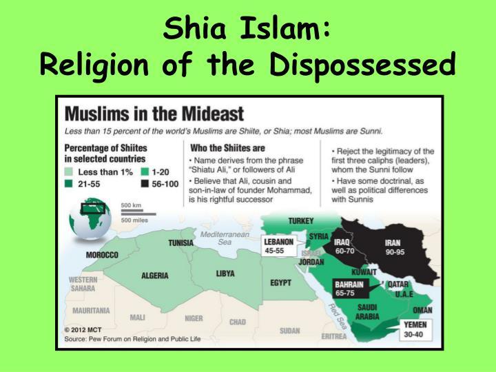 Shia Islam: