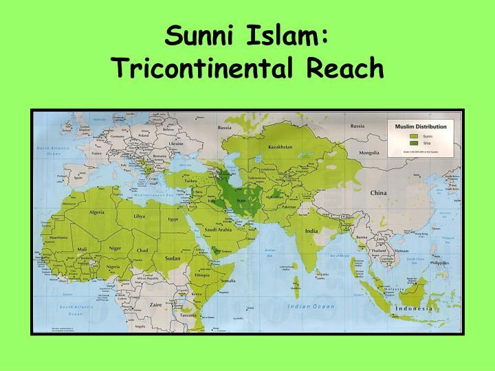 Sunni Islam: