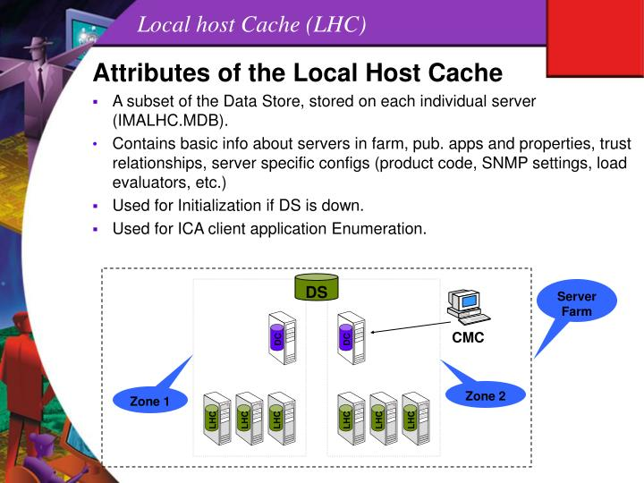 Local host Cache (LHC)