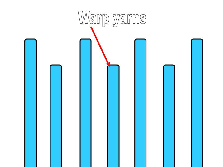 Warp yarns