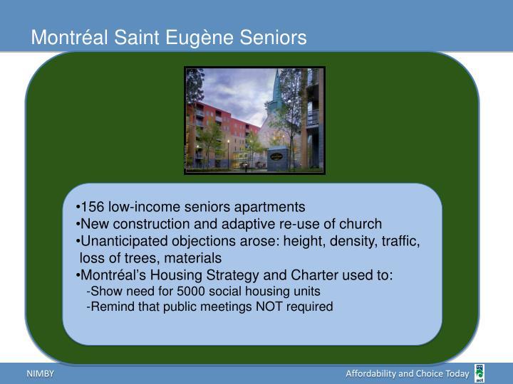 Montréal Saint Eug