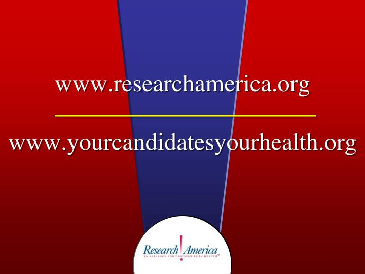 www.researchamerica.org