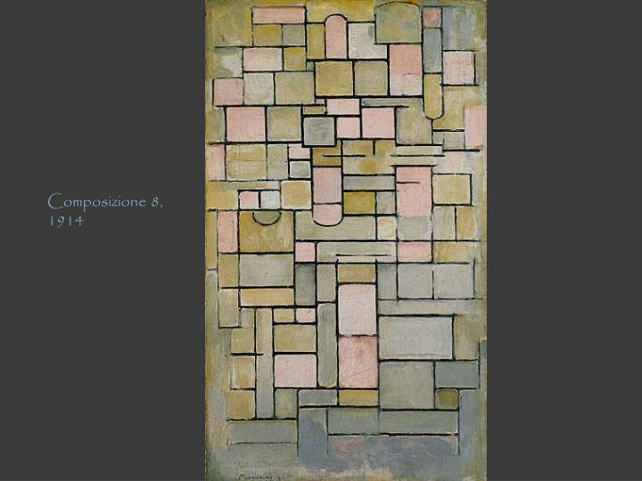 Composizione 8, 1914