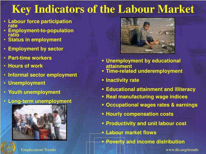Key Indicators of the Labour Market