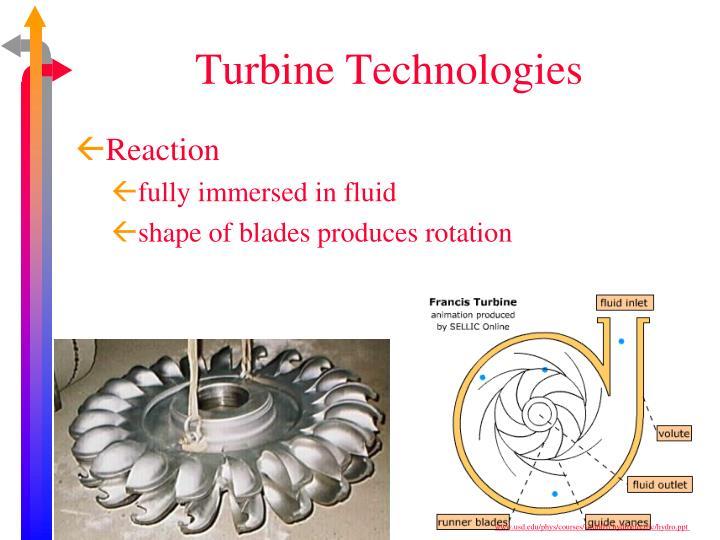 Turbine Technologies
