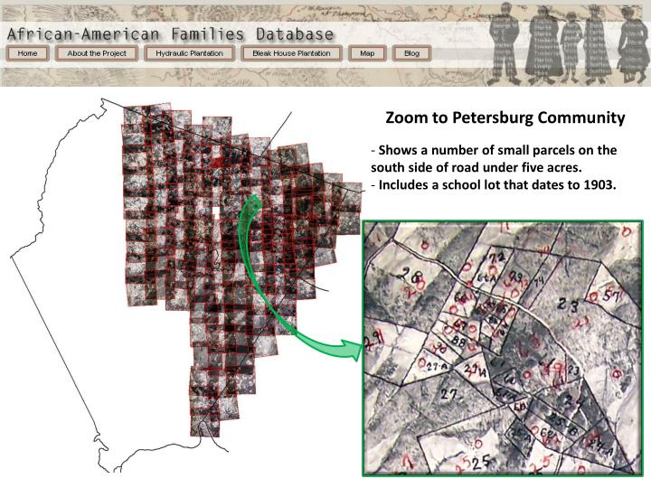Zoom to Petersburg Community