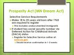 prosperity act mn dream act5