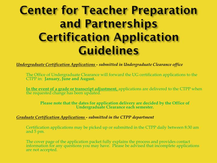 educator prep standards adopted preparation