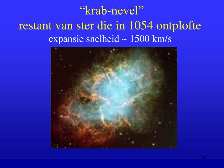 """krab-nevel"""