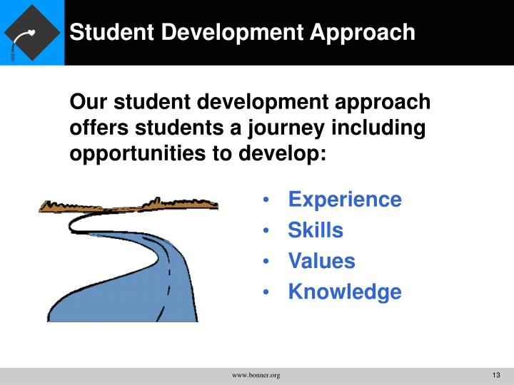 Student Development Approach