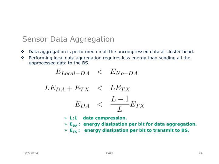 Sensor Data Aggregation