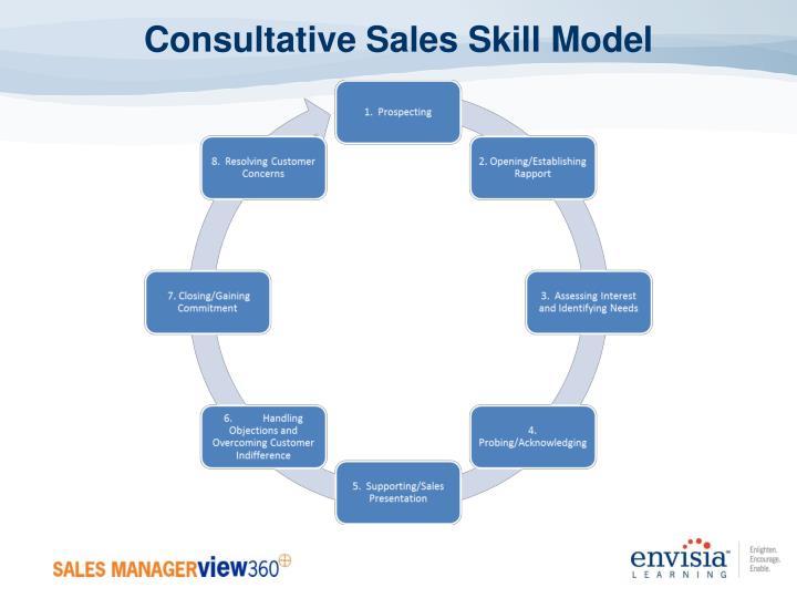 Consultative Sales Skill Model
