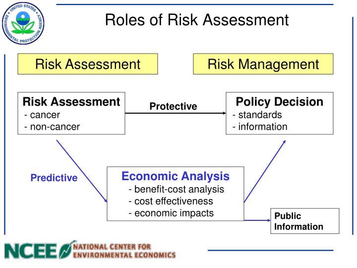 Roles of Risk Assessment