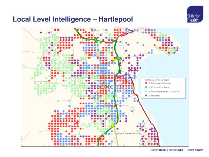 Local Level Intelligence – Hartlepool