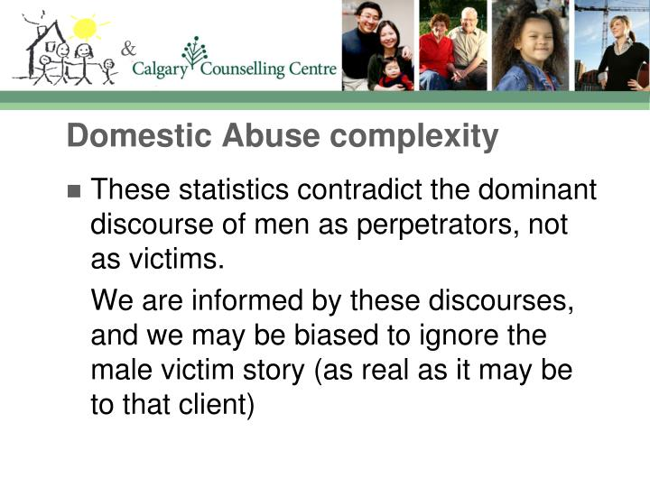 Domestic Abuse complexity