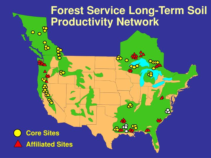 Forest Service Long-Term Soil