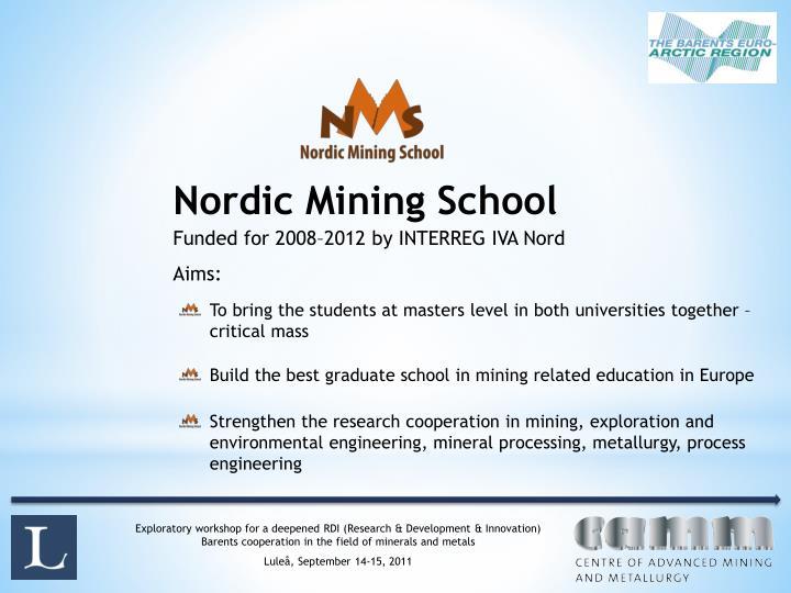 Nordic Mining