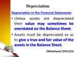 depreciation8