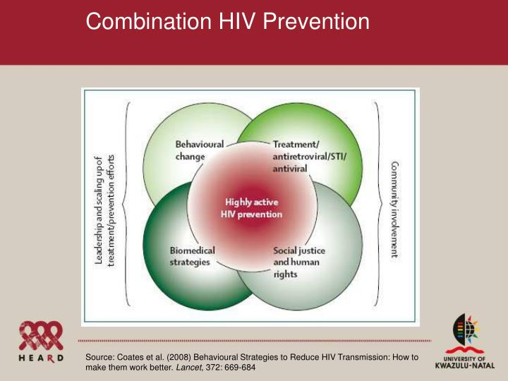 Combination HIV Prevention