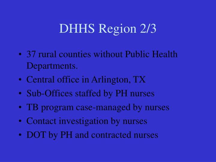 DHHS Region 2/3
