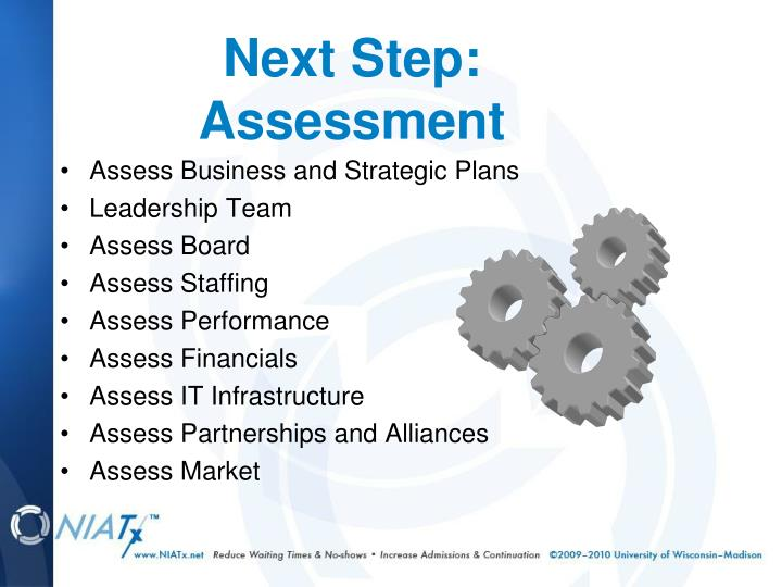 Assess Business and Strategic Plans