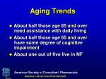 aging trends1