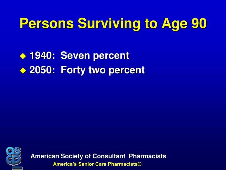 1940:  Seven percent