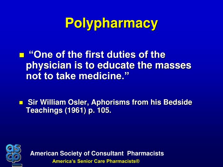 """One of the first duties of the physician is to educate the masses not to take medicine."""