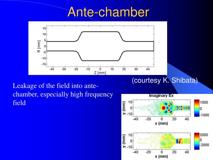 Ante-chamber