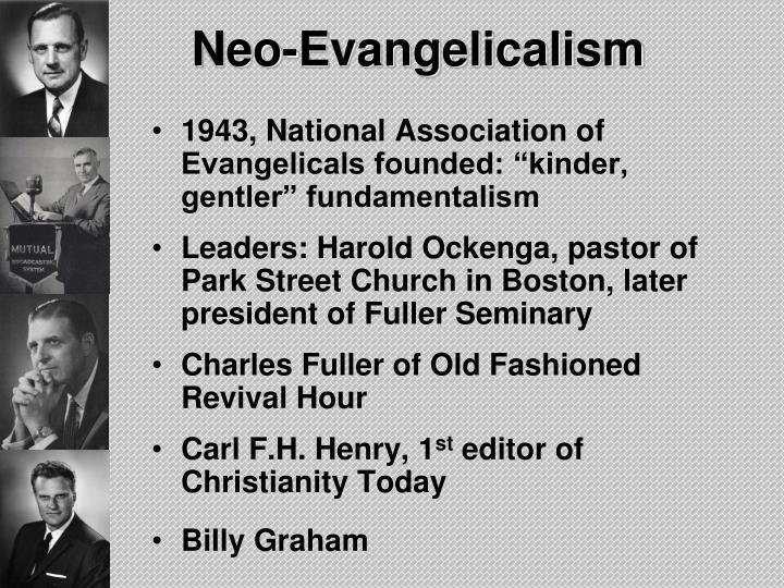 Neo-Evangelicalism