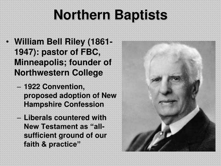 Northern Baptists