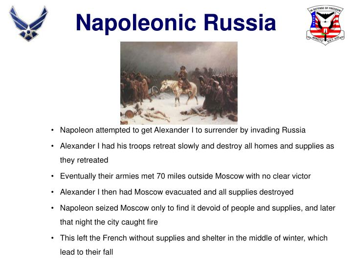 Napoleonic Russia