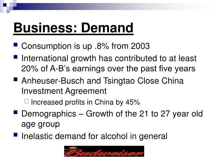 Business: Demand