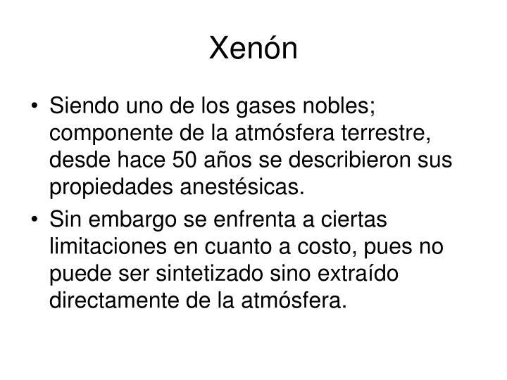 Xenón