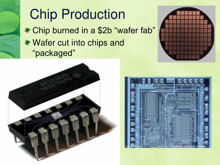 Chip Production