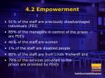 4 2 empowerment