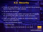 4 3 security