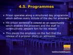 4 5 programmes1
