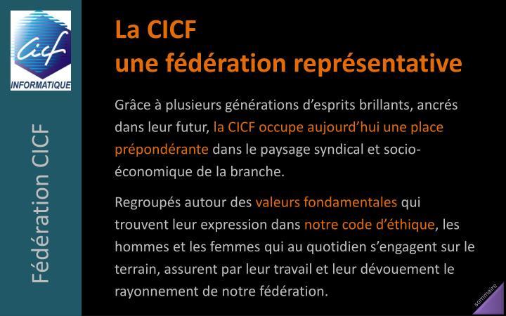 La CICF