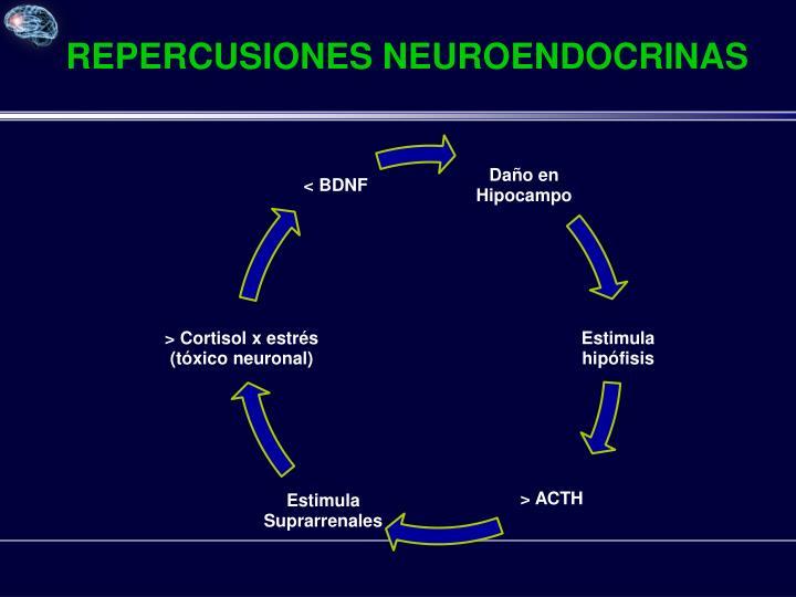 REPERCUSIONES NEUROENDOCRINAS