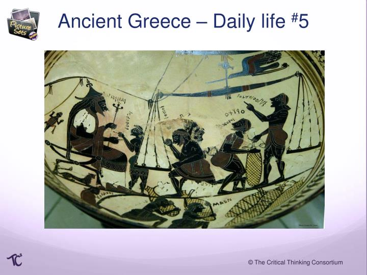 Ancient Greece –