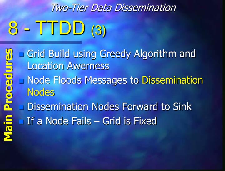 Two-Tier Data Dissemination